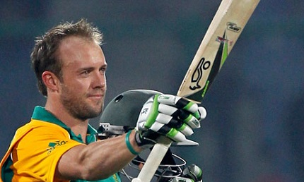 Watch India V/s South Africa 5TH ODI AB de Villiers Batting Highlights