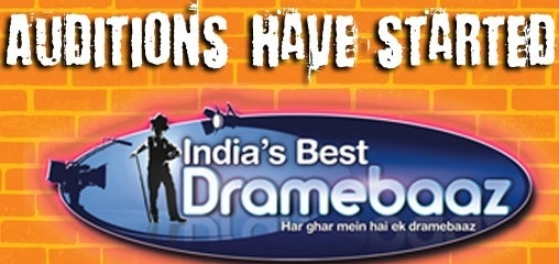 Zee Tv India's Best Dramebaaz 2 2015 Auditions Online Registration Start Date Timing City Venue