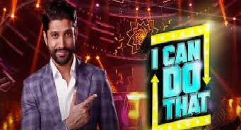 """ I Can DO That ""  India on Zee TV Show Details Host Contestants List"