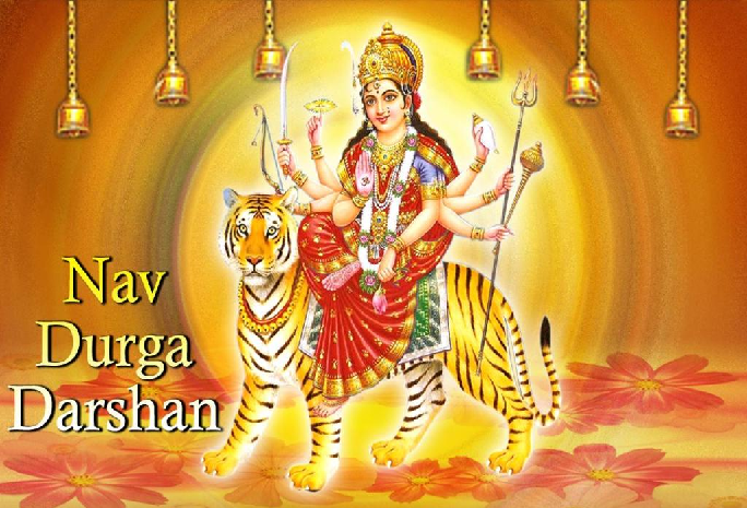 Navratri 2015 : Navratri 15th October 2015 Third Day Puja timings Fasting Vrat Food & Colors