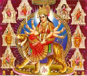 Navratri 2015 Fasting October Starting Date Fasting Rules Puja Colors