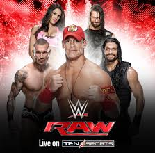 WWE Raw LIVE Event Telecast on 13th October 2015 Match Fight Details