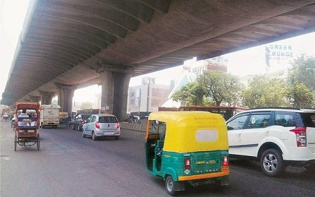 Azadpur Flyover – Elevated Road Project Cost Inauguration By Arvind Kejriwal
