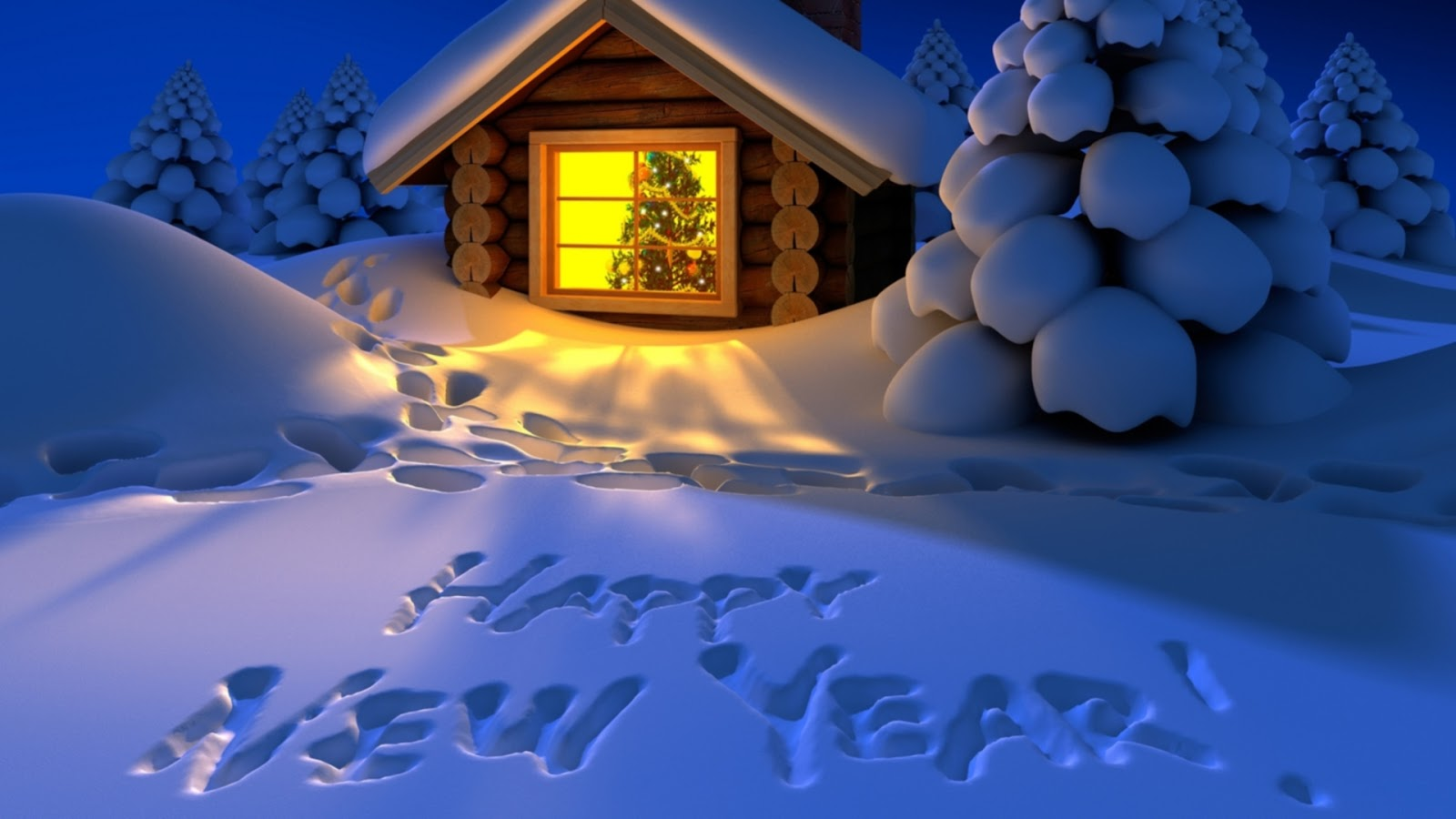 Happy New Year 2016 Animated Wallpaper Images Wishes 1