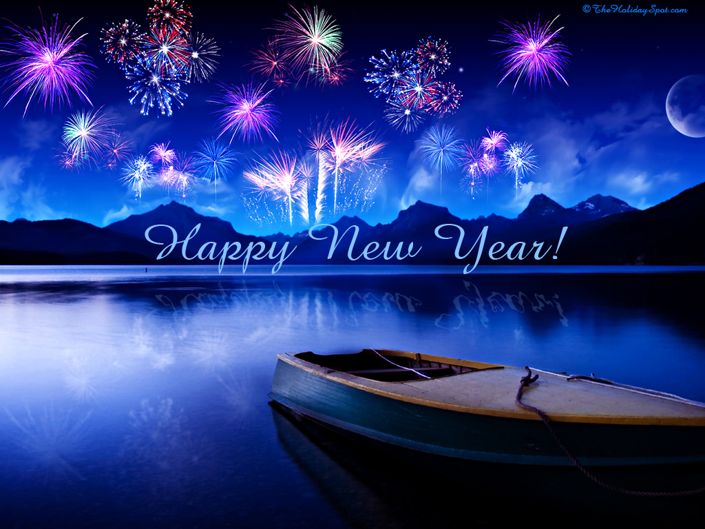 Happy New Year 2016 Animated Wallpaper Images Wishes 2