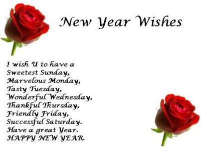 Happy New Year 2016 Best Resolutions Greeting Cards 1