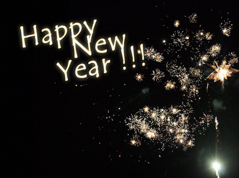 Happy New Year 2016 Facebook Whatsapp Status Wishes in Hindi English