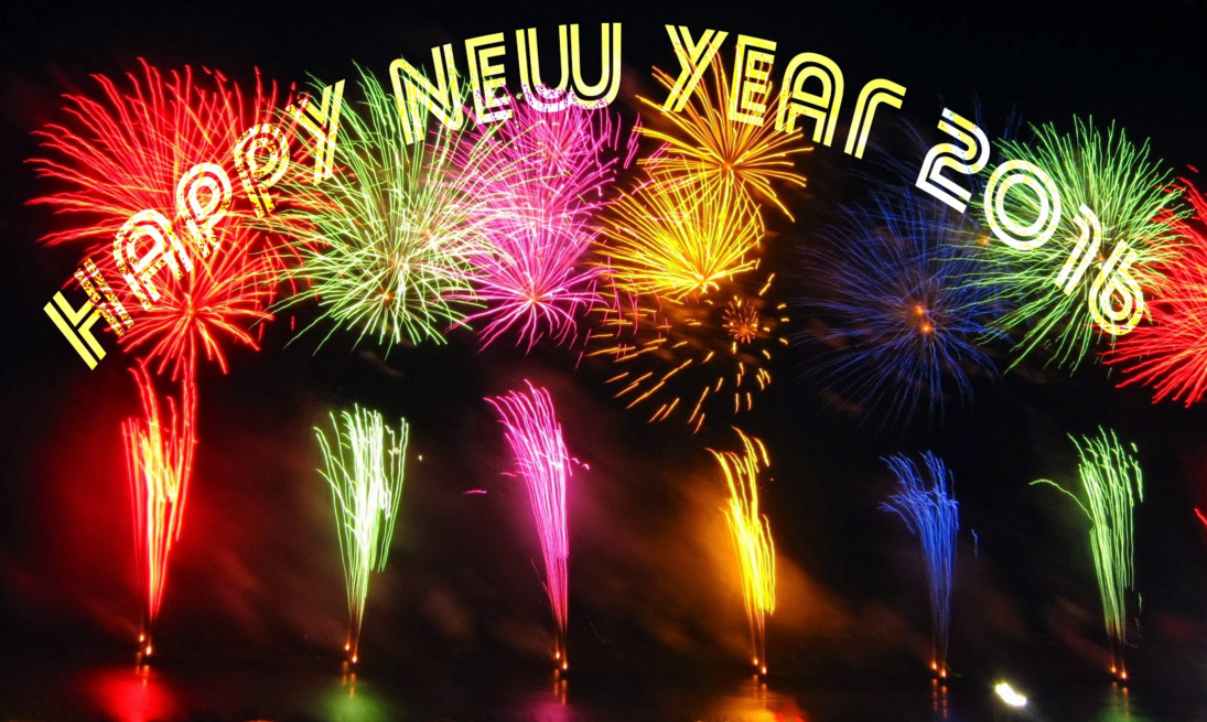 Happy New Year 2016 Wishes Quotes in Hindi and English