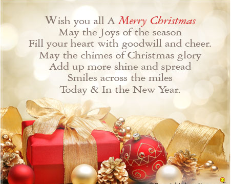 Merry Christmas Happy Xmas 2015 140 Words Text Status Messages