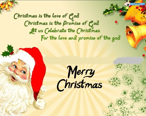 Merry Christmas Happy Xmas 2015 Best Wishes SMS Messages for Parents ...