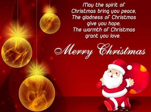 Merry Christmas Happy Xmas 2015 Spanish Quotes Wishes Messages Greetings