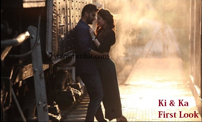 Kareena Kapoor Arjun Kapoor Ki And Ka 2016 Movie Poster Released First Look Images Photos