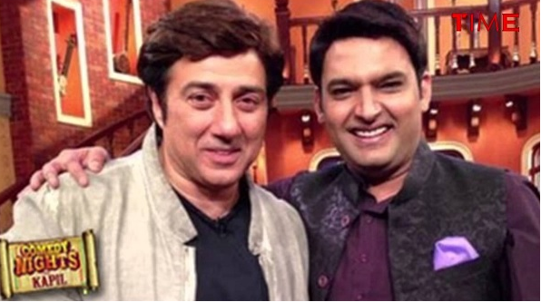 Sunny Deol Soha Ali Khan in CNWK Comedy Nights With Kapil 3rd January Full Episode Show HD Video