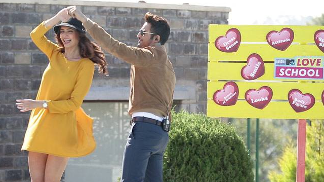 Watch Upen Karishma MTV Love School Episode 13 HD Tonight 30 January HD Live Video