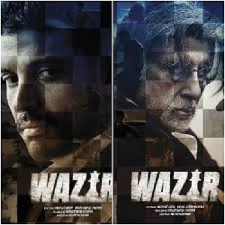 Wazir Friday First Weekend Box Office Collections