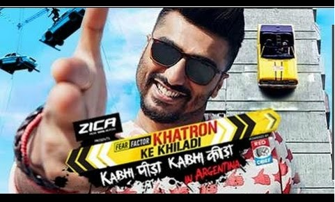 Watch Arjun Kapoor Colors Khatron Ke Khiladi 7 Episode 3 HD Tonight 6 February HD Live Video