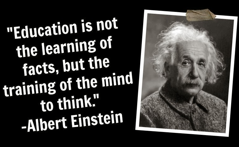 Albert Einstein Inspirational Quotes Thoughts Sayings