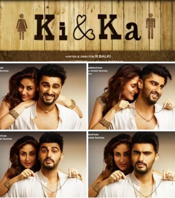 Arjun Kareena Kapoor Ki & Ka Movie 2016 Opening 1st Day Friday Box Office Collection
