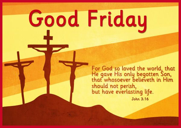 Happy Good Friday Status Quotes Sayings for Facebook Whatsapp