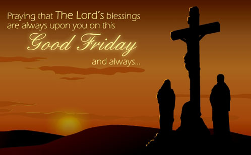 Happy Good Friday Wishes Quotes Sayings in Hindi English
