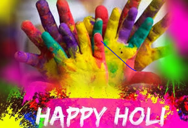 Happy Holi One Line Short Status Wishes