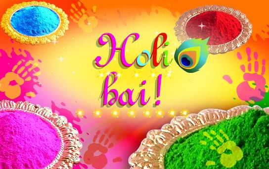 Happy Holi SMS Status Wishes Facebook Whatsapp Hindi English