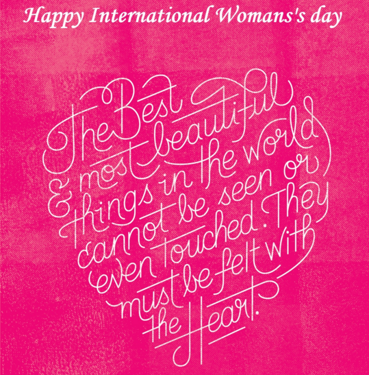Happy Women International Day Facebook Whatsapp Status Greetings