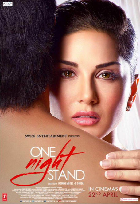 One Night Stand 2016 Sunny Leone Upcoming Movie Teaser Released