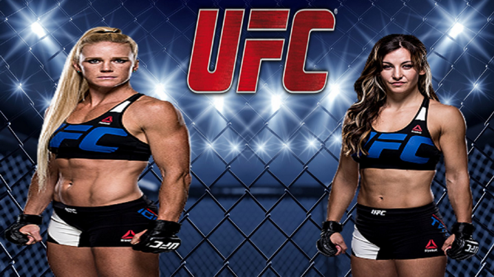 UFC 196 Holly Holm VS Miesha Tate Match 2016 Details Complete Schedule Photos Video