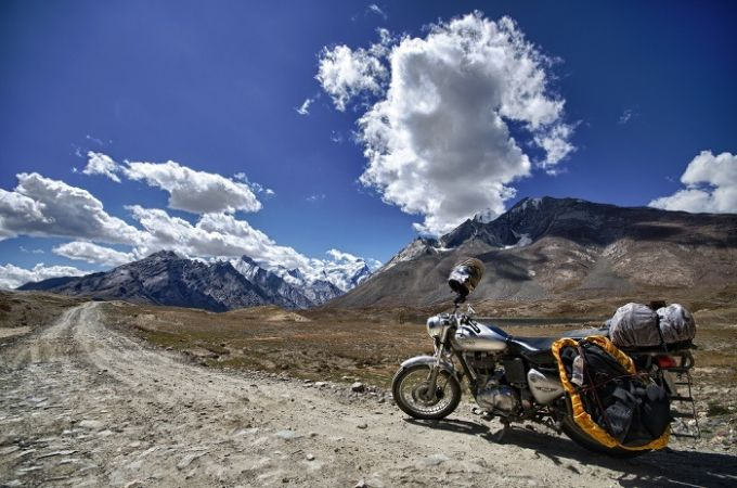 Best 3 Road Trips Bike Places in India