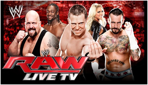 WWE Live: WWE Raw Live 22nd March 2016 Match