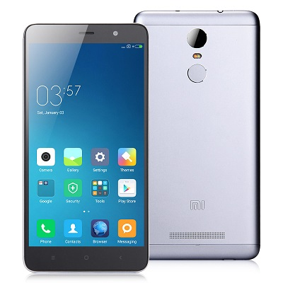 Xiaomi Redmi Note 3 Price In Delhi