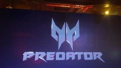 Acer India launched its Predator range of gaming products
