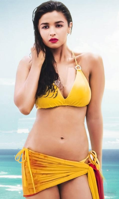 Top 10 Most Hot and Sexy Alia Bhatt Photos 3