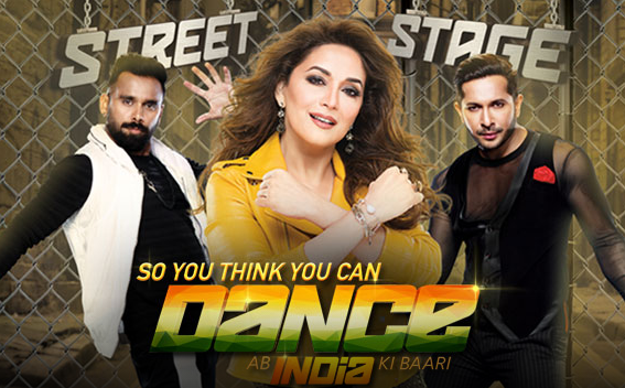 Madhuri Dixit in So You Think You Can Dance 19 June 2016 Episode Video Updates
