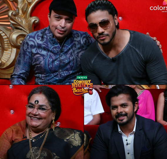 Raftaar in Comedy Night Bachao 18 June 2016 Episode Video Updates