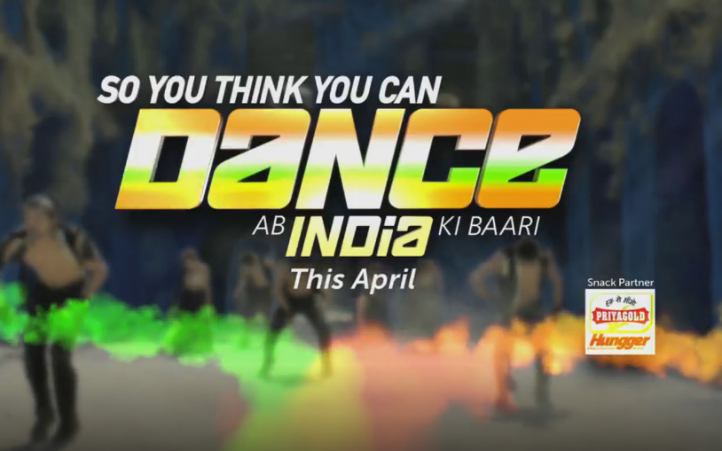 Sairat Team in So You think You Can Dance 18 June 2016 Episode Video Updates