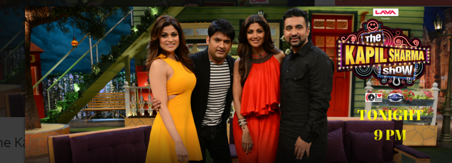 Shilpa Raj Kundra The Kapil Sharma Show 18 June 2016 Episode Video Updates
