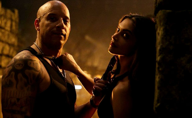 Vin Diesel Deepika Padukone XXX Movie Hot Images Photos 2