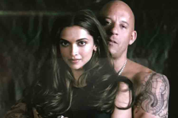 Vin Diesel Deepika Padukone XXX Movie Hot Images Photos 3
