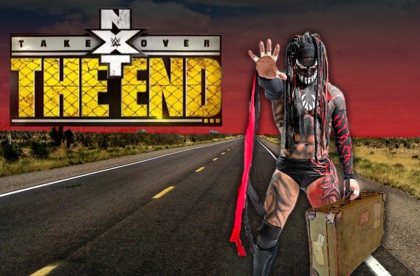 WWE NXT TakeOver The End 9th June 2016 Fight Results Winner Losers