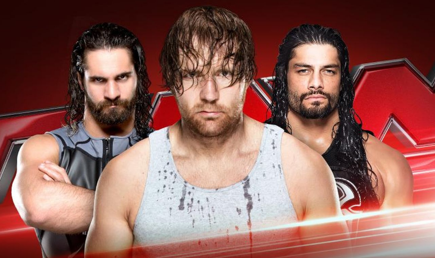 WWE Raw 13th June 2016 Fights Results Winners Losers Highlights