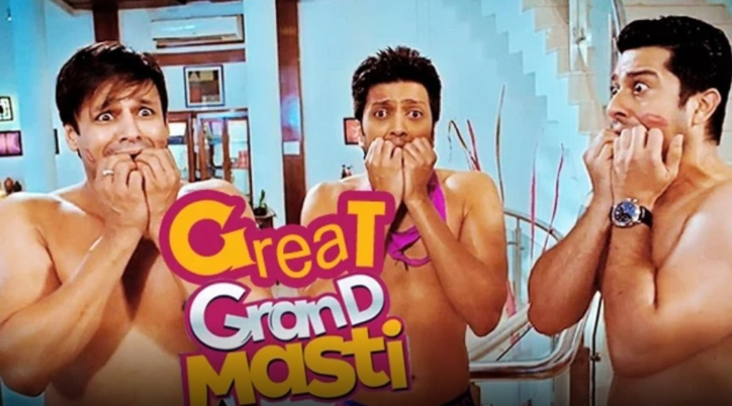 Watch Great Grand Masti Movie 2016 Official Trailer Released