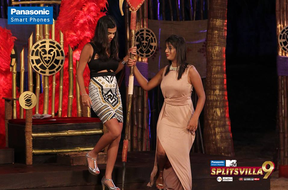 MTV Splitsvilla Episode 9 23 July 2016 Golden Bracelet Task New Princess Wild Card Enteries Fight Dumpings Video Updates 3