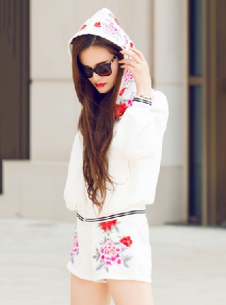 white-casual-cotton-romper-stylewe