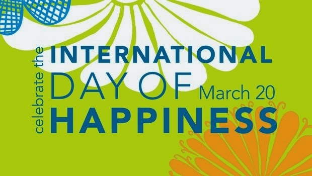 International Day Of Happiness 20th March Well Deep Thoughts