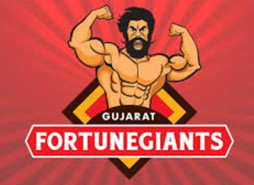 Pro Kabaddi League 2017 PKL 5 Gujarat Fortunegiants Team Squad Match Schedule Details