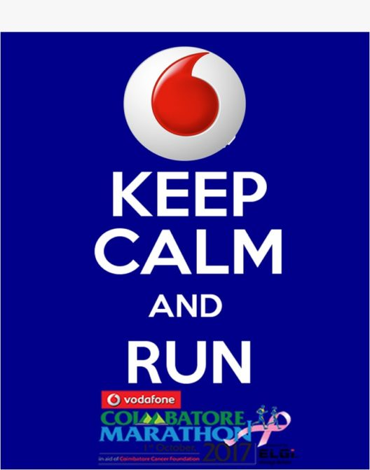 Vodafone Coimbatore Marathon – 10 Things You Should Know