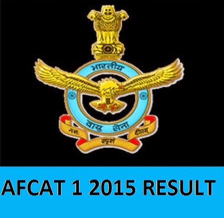 Check AFCAT 2015 Cut Off Marks/Result Declared