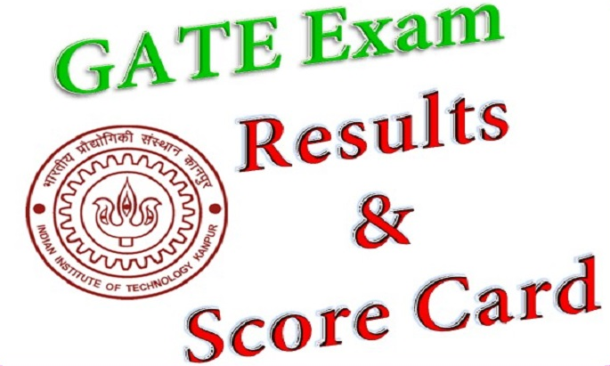 Gate 2015 Result Declared – EE, CS, EC, ME, CE